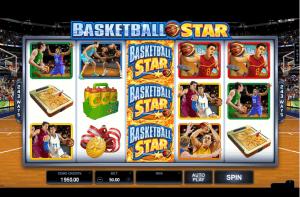 Tragaperras Basketball Star