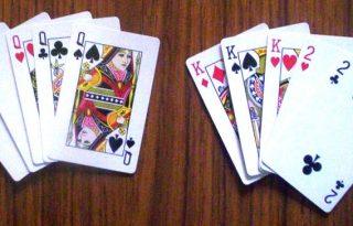Combinaciones de poker