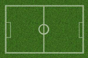 Diagrama campo fútbol