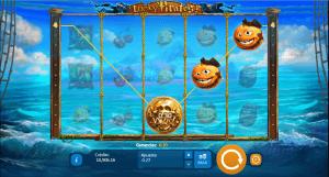 Lucky Pirates slot machine