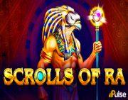 Scrolls of Ra Logo